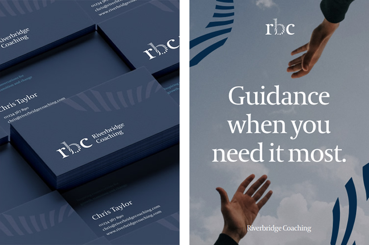 Design, branding and literature for start-up